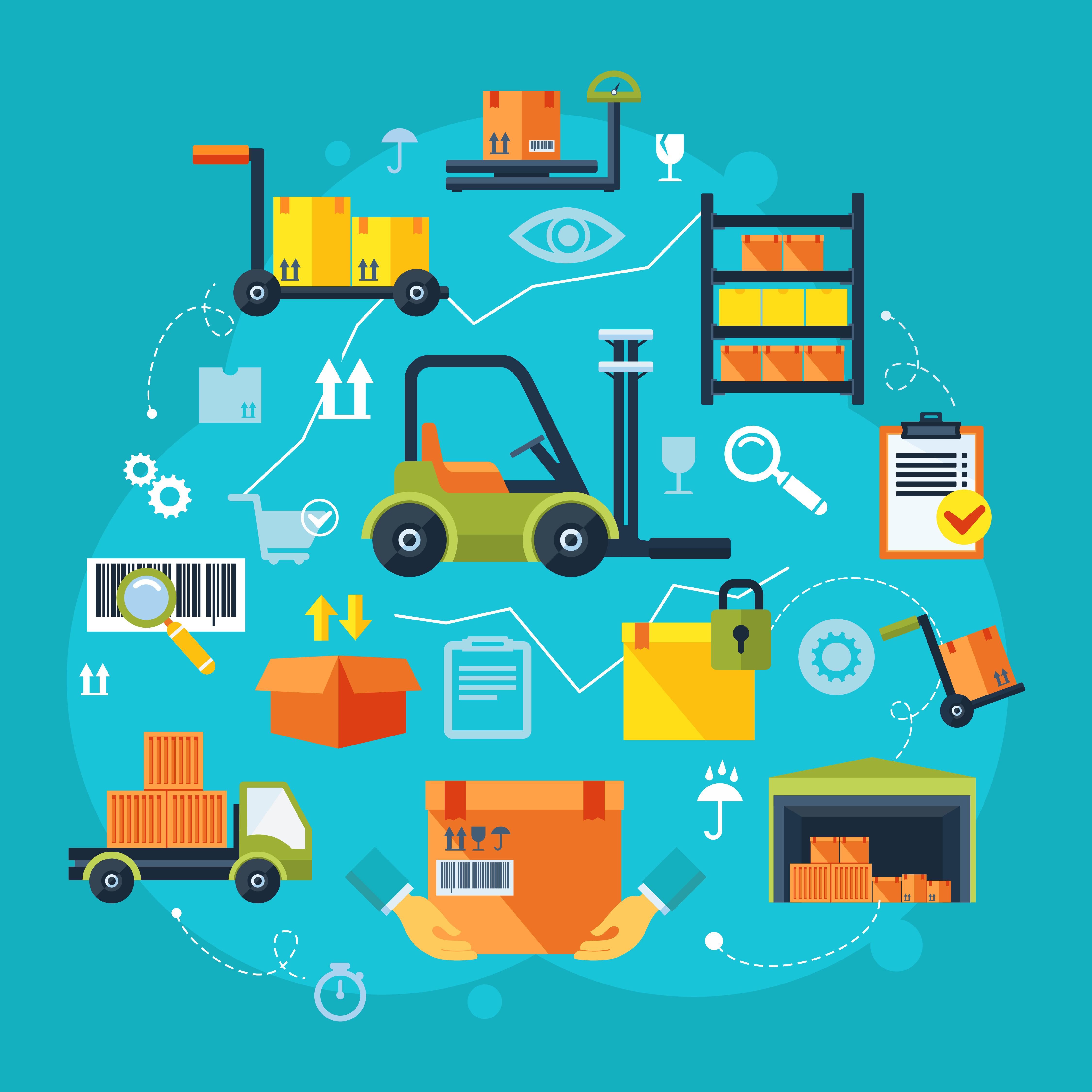 Le digital au service de la supply chain